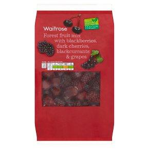 Waitrose Forest Fruit Mix