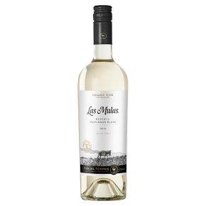 Las Mulas Organic Sauvignon Blanc