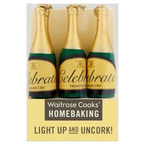 Cooks' Homebaking Bottle Candles