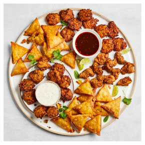 50 Mini Indian Snacks