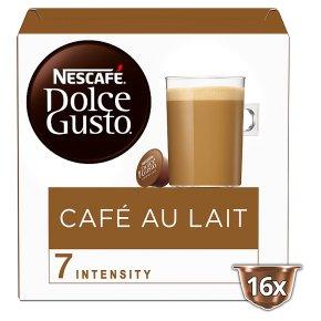 Nescafé Dolce Gusto Café au Lait 16s
