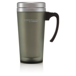 Thermos Thermocafe Soft Touch Travel Mug Moss 420ml