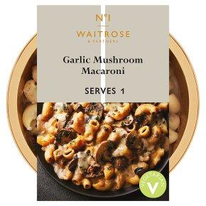 No.1 Garlic Mushroom Macaroni