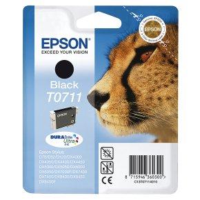 Epson T0711 photo black ink cartridge
