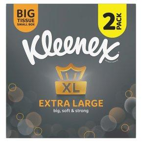 Kleenex Mansize Twinpack