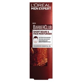 L'Oréal Barber Club Beard & Moisturiser
