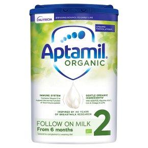 Aptamil 2 Follow on Milk from 6m