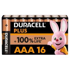Duracell Plus AAA Alkaline