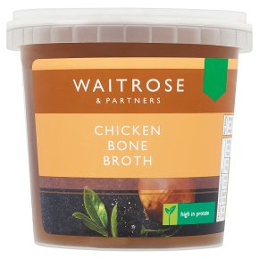 Waitrose Chicken Bone Broth