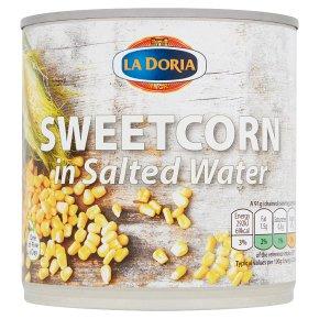 La Doria Sweetcorn in Salted Water