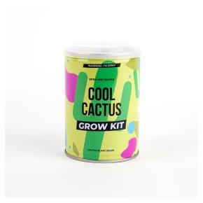 Cool Cactus Grow Tin