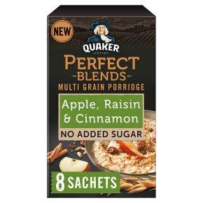 Quaker Perfect Blends Apple, Raisin & Cinnamon 8s