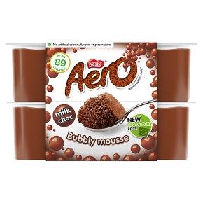 Nestlé Aero Milk Choc Bubbly Dessert