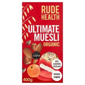 Rude Health Organic Ultimate Muesli