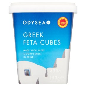 Odysea Greek Feta Cubes in Brine