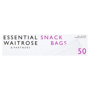 Essential Snack Bags
