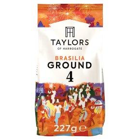 Taylors of Harrogate Brasilia Ground Coffee
