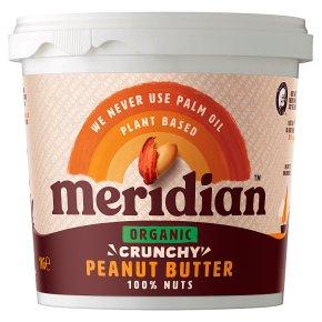 Meridian Crunchy Peanut Butter