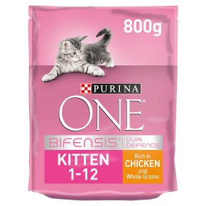 Purina ONE Kitten/Junior Rich in Chicken
