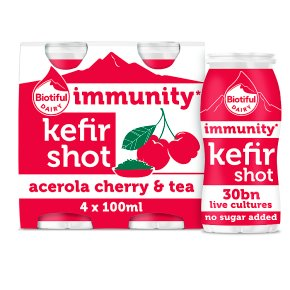 Biotiful Dairy Kefir Shot Acerola Cherry & Tea