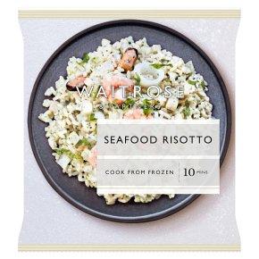 Waitrose Seafood Risotto
