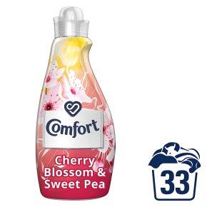 Comfort Cherry Blossom & Sweet Pea Fabric Conditioner