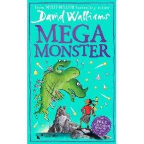Megamonster David Walliams