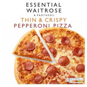 Essential Pepperoni Pizza