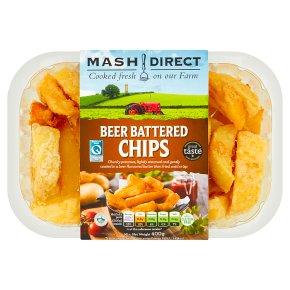 Mash Direct Beer Battered Chips