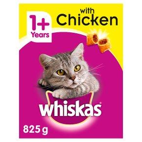 Whiskas 1+ with chicken
