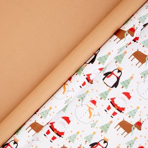 John Lewis Santa Wrap 8m