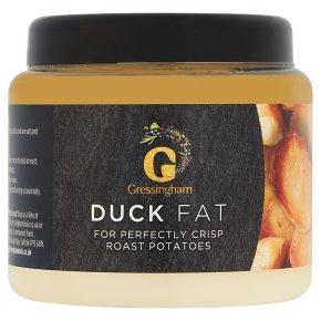 Gressingham duck fat