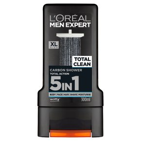 L'Oréal Men Expert Total Clean Shower