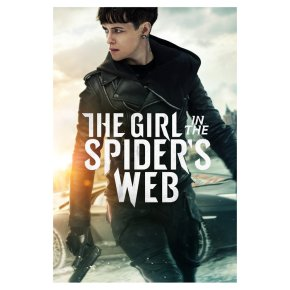 DVD The Girl's In The Spiders Web
