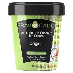Fravocado Original Ice Cream