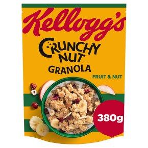 Kellogg's Crunchy Nut Granola Fruit & Nut