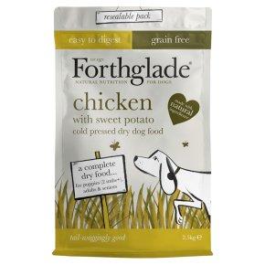 Forthglade Grain Free Dry Dog Food Chicken & Vegetables