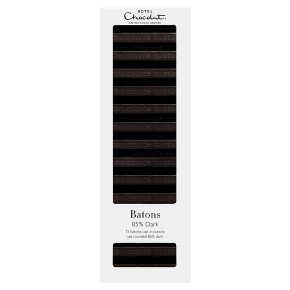 Hotel Chocolat Batons 85% Dark