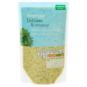 Waitrose Watercress Sauce