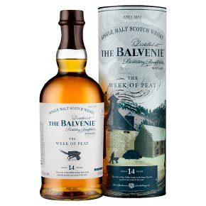 The Balvenie Week of Peat aged 14 years