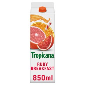 Tropicana Ruby Breakfast