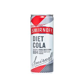 WAITROSE > Drinks > Smirnoff & Diet Cola