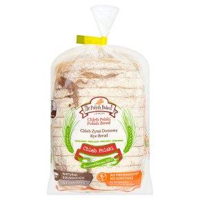The Polish Bakery rye bread