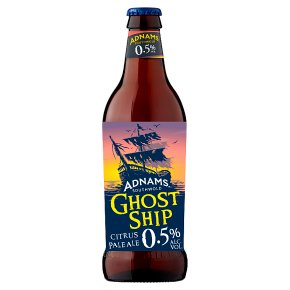 Adnams Ghost Ship Alcohol Free 0.5%