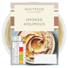 Waitrose Smoked Houmous