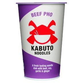Kabuto Noodles beef pho