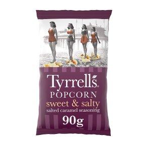Tyrrells Popcorn Sweet & Salty