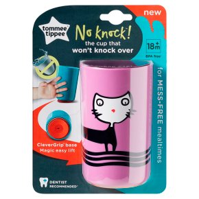 Tommee Tippee No Knock! Cup 12m +