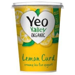 Yeo Valley Lemon Curd Yogurt
