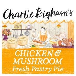 Charlie Bigham's Roast Chicken & Mushroom Pies